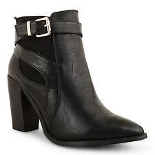 Zip Block Heel Shoes Dolcis for Women