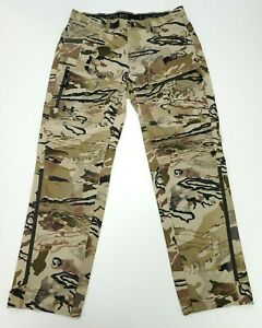 Under Armour Men's Ridge Reaper® Raider Hunting Pants Size 34X30 1316961-999 NWT