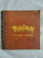Pokemon Blue/Red Version Trainer's Guide (Nintendo Game Boy) Manual Only