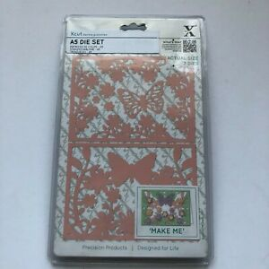 Xcut  XCU 503314 - (7pcs) - WILD BUTTERFLY-LISED IN AUCTION DAMAGE TO PACKAGING