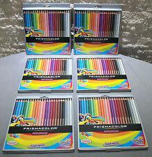6 BOXES PRISMACOLOR 24 COLORS EACH BOX PENCILS NEW SEE DESCRIPTION