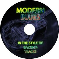 MODERN BLUES GUITAR BACKING JAM TRACKS PLAY ALONG CD BEST OF GREATEST HITS MUSIC