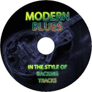 MODERN BLUES GUITAR BACKING JAM TRACKS PLAY ALONG CD BEST OF GREATEST HITS MUSIC
