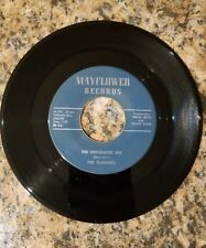 THE ISLANDERS THE ENCHANTING SEA/POLLYANNA MAYFLOWER RECORDS 45RPM