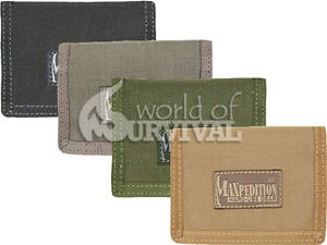 Maxpedition Micro Wallet - All Colours