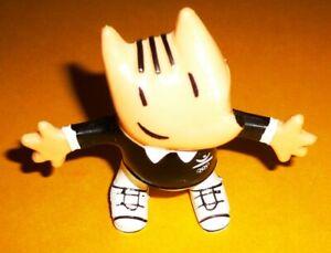 "1992 Olympic games Barcelona Mascot ""COBI"" Referee/Judge Figure PVC VERY NICE!!"