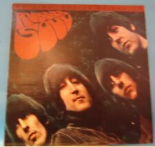 LP The Beatles – Rubber Soul Vinyl VG+++ Cover VG++ Mobile Fidelity MFSL 1-106