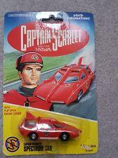 Captain Scarlet Collection diecast vehicles Matchbox