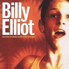 BILLY ELLIOT--Soundtrack--CD--The Clash, The Jam, T-Rex, Style Council