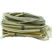 FIVE (5) Used Lariat Team Ropes Good For Décor or Roping Practice