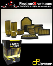 Filtro aria sportivo racing air filter Lightech Ducati Monster S4r testa stretta