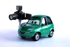 Disney Pixar Cars Dash Boardman Camera Man Diecast New Loose