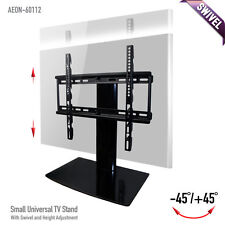 "Universal TV Stand w/Swivel and for 23-46"" LED LCD TVs - Aeon 60112"