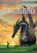 TALES FROM EARTHSEA New Sealed DVD Studio Ghibli