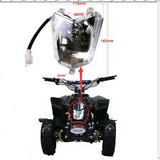 Head Light Headlight for 50cc 70cc 110cc Coolster Atv 3050C Sunl Roketa