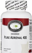 BEST PURE ADRENAL 400 NEW ZEALAND GLANDULAR SUPPLEMENTS PROFESSIONAL FORMULAS