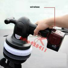 Wireless and Wired Rechargeable Electric Car Polishing Machine Waxing machine