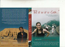 Tell It As It Is Cath-Friedreich's Ataxia-Disorder FA-DVD