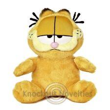 Garfield - Small Plush Stuffed Animal Toy Cute Cuddly Cartoon Orange Cat Fun