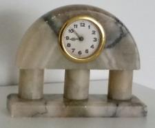 Mechanische Marmor Uhr Alt