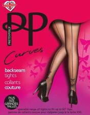 Women's Pretty Polly Seamed Tights
