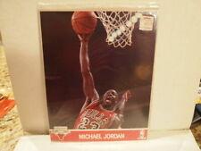 Vtg NBA Hoops Action Photos Michael Jordan Chicago Bulls 8x10 1990