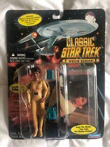 Classic Star Trek Lt. Uhura Action Figure. Unopened