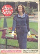 ANNABELLA N 48 - 25 NOVEMBRE 1956