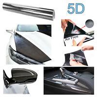 Vinilo de carbono 5D rollo de 150X30CM moldeable con calor para coche o moto