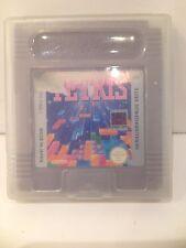 ♠ Nintendo Jeu Tetris Avec Box Game Boy Classique Monochrome ♠