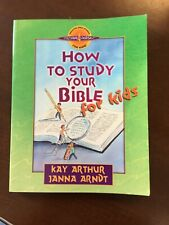 Discover 4 Yourself® Inductive Bible Studies for Kids Ser.: How to Study Your...