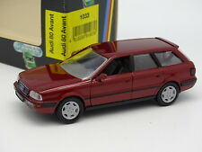 Schabak 1/43 - Audi 80 Front Red