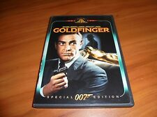 Goldfinger (DVD, 1999 Special Edition Widescreen) James Bond 007