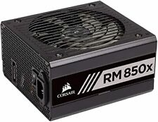 Corsair RM850x 80 Plus Gold, 850 Watts, Fully Modular ATX Power Supply Unit