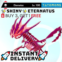 ✨SHINY✨ POKEMON SWORD AND SHIELD ETERNATUS 6IV 🚀Instant Delivery🚀