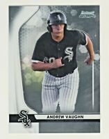 2020 Bowman Sterling PROSPECTS #BPR-22 ANDREW VAUGHN RC Rookie White Sox