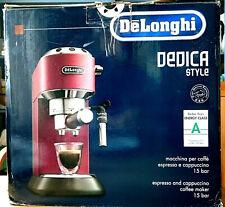 Siebträger Delonghi EC 685 r Dedica Espressomaschine nur wenige Wochen gelaufen