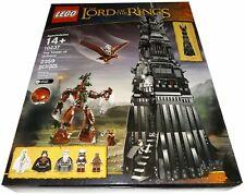 LEGO 10237 The Tower of Orthanc Lord of the Rings Saruman Gandalf Eagle Uruk-Hai