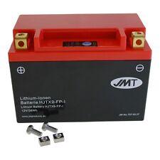 Batterie Li-Ion 12V 3Ah JMT für KTM Duke 620 E Baujahr 1996-1998