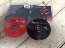 garth brooks standing outside the fire (parts 1 & 2) Cd