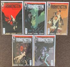 Frankenstein Underground #1,2,3,4,5 Dark Horse Comics From The Pages of Hellboy