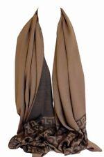 Écharpes et châles foulards floraux pour femme, en 100% soie