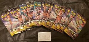 🚨 Pokemon Champions Path 15 Bulk Booster Packs Read Holos, Vs