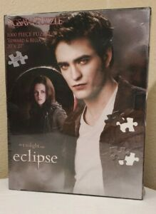 NEW  The Twilight Saga: Eclipse Edward & Bella In Moon Jigsaw Puzzle 1000 Piece