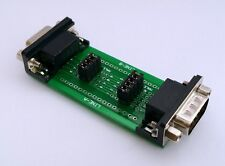 DB9 DSUB 9pin Male to Female Test / Measurement Adapter (D36)