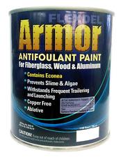 Flexdel Armor Copper-Free Antifouling Bottom Paint BLUE QUART