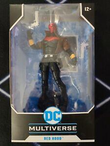McFarlane Toys DC Multiverse Red Hood
