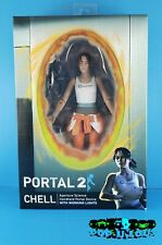 Portal 2 – Chell with ASHPD 7″ Scale Action Figure