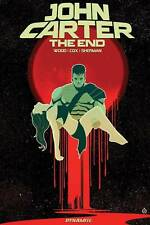 JOHN CARTER: THE END TPB Collects Dynamite Comics #1-5  TP
