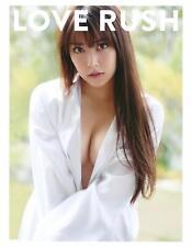 Miru Shiroma Japanese 1st Photo book LOVE RUSH sexy NMB48 postcard
